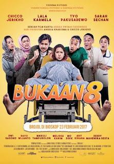 Download Film Bukaan 8 (2017) WEB-DL