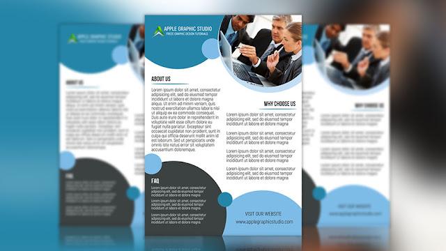 How to Make a Corporate Flyer Design - Adobe Illustrator Tutorial ...