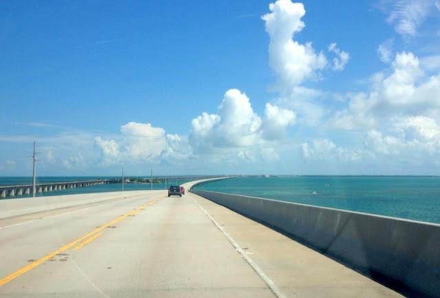 Overseas highway tie meri silta