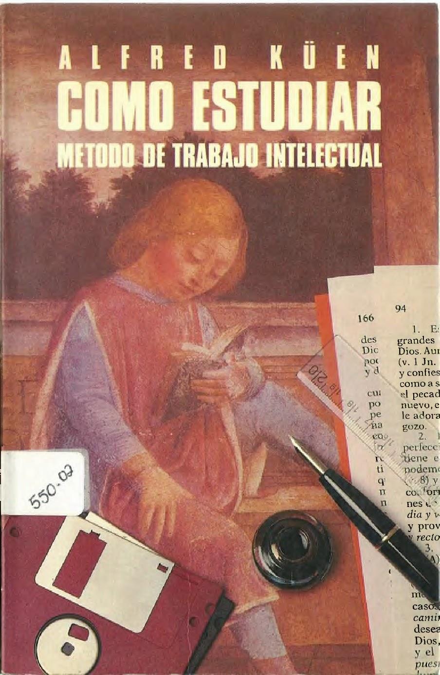 Alfred Küen-Cómo Estudiar-