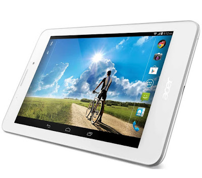 Acer Iconia Tab 8 A1-840FHD Specifications - LAUNCH Announced 2014, June  This is not a GSM device, it will not work on any GSM network worldwide. DISPLAY Type IPS LCD capacitive touchscreen, 16M colors Size 8.0 inches (~66.4% screen-to-body ratio) Resolution 1200 x 1920 pixels (~283 ppi pixel density) Multitouch Yes BODY Dimensions 215 x 130 x 8.5 mm (8.46 x 5.12 x 0.33 in) Weight 360 g (12.70 oz) SIM No PLATFORM OS Android OS, v4.4.2 (KitKat) CPU Quad-core 1.86 GHz Chipset Intel Atom Z3745 GPU Intel Gen 7 (Ivy Bridge) MEMORY Card slot microSD, up to 32 GB (dedicated slot) Internal 16/32 GB, 2 GB RAM CAMERA Primary 5 MP Secondary 2 MP Video Yes NETWORK Technology No cellular connectivity 2G bands N/A GPRS No EDGE No COMMS WLAN Wi-Fi 802.11 a/b/g/n, dual-band GPS Yes, GLONASS USB microUSB v2.0 Radio No Bluetooth v4.0 FEATURES Sensors Accelerometer Messaging Email, Push Mail, IM Browser HTML5 Java No SOUND Alert types Vibration; MP3, WAV ringtones Loudspeaker Yes 3.5mm jack Yes BATTERY  Non-removable Li-Ion 4600 mAh battery Stand-by  Talk time Talk time Up to 7 h 30 min (multimedia) Music play  MISC Colors Silver  - HDMI port - MP3/WAV/eAAC+ player - MP4/H.263 player - Photo viewer/editor