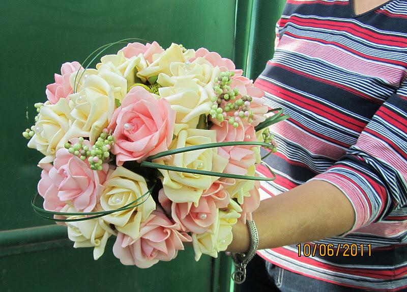 Ecoflowersboutique 7 Aranjamente Flori Artificiale Ptr Lumanari