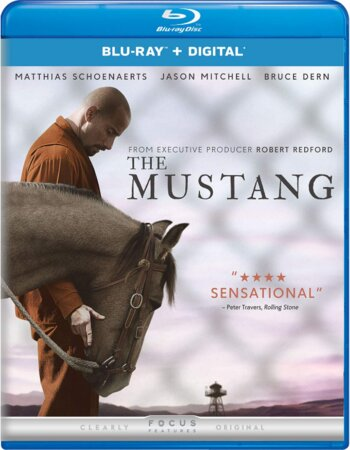 The Mustang (2019) English 720p BluRay x264 900MB ESubs Movie Download