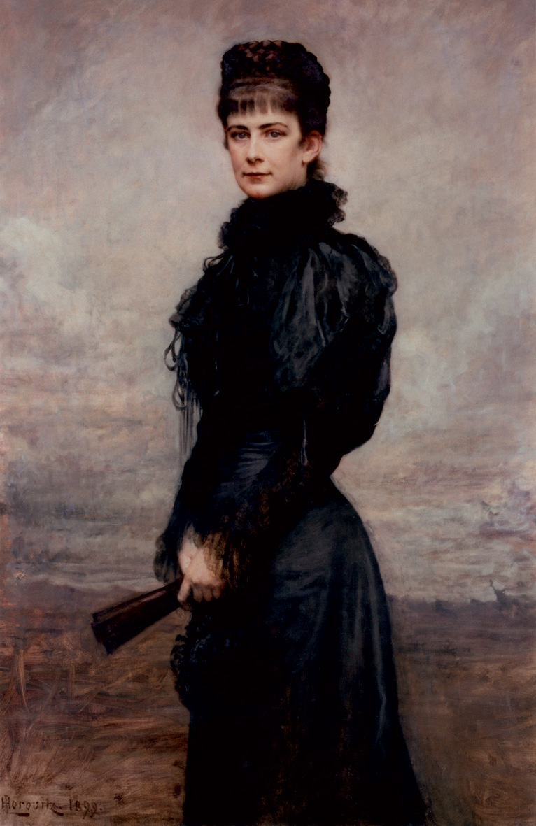 The Empress Iii: The Mad Monarchist: Consort Profile: Empress Elisabeth Of
