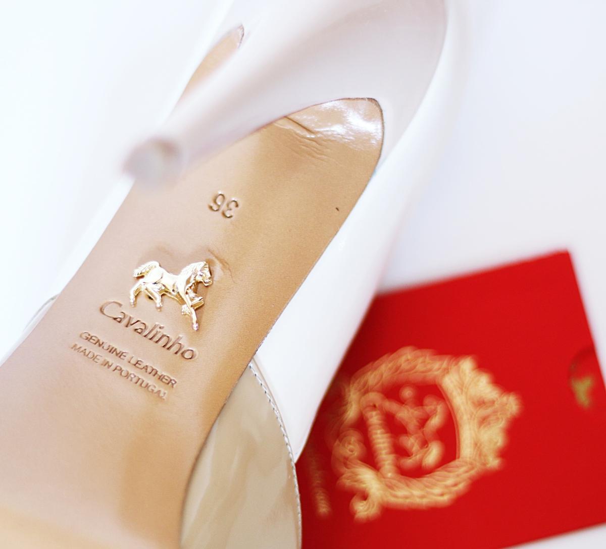 sapatos cavalinho