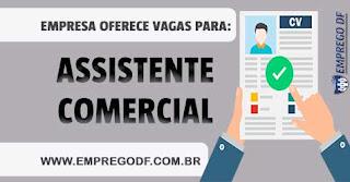Assistente Comercial