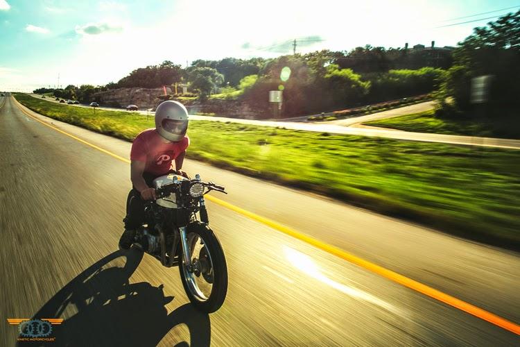 CB 500 Kinetic - RocketGarage - Cafe Racer Magazine