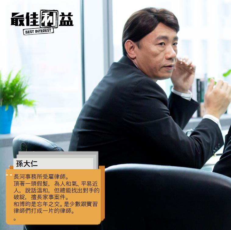 最佳利益 / Best Interest - 電視劇資訊網TvDramaDataTriG