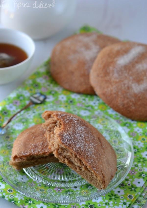 tortas de manteca y chocolate sin lactosa