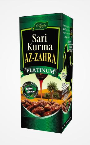 Sari Kurma Az-Zahra Platinum
