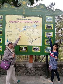 Tiket Masuk Grojogan Sewu Tawangmangu Jawa Tengah