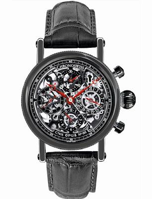Chronoswiss Grand Opus Chronograph Black