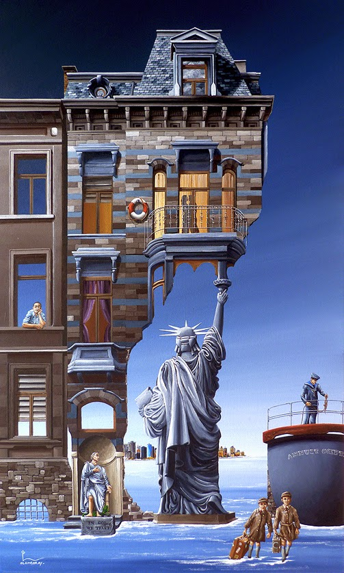 22-Olivier-Lamboray-A-Journey-Through-the-Surreal-World-in-Paintings-www-designstack-co