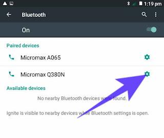 Bluetooth se internet share kaise kare 5