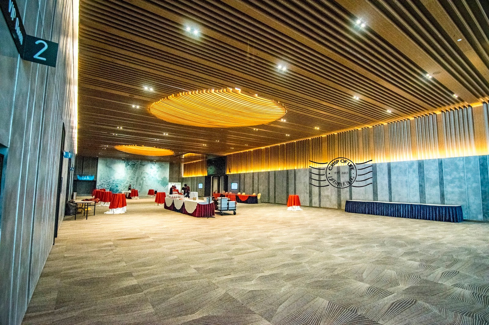 Setia SPICE Convention Centre & Arena in Penang
