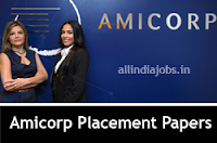 Amicorp Placement Papers