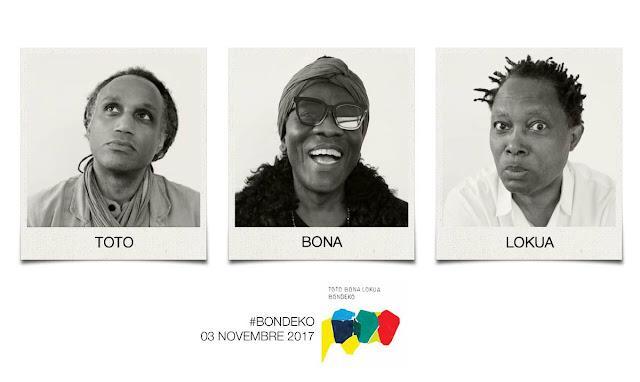 News du jour Bondeko Toto Bona Lokua Blog La Muzic de Lady