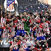 Atlético Madrid conquista su tercera Europa League