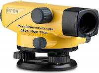 TOPCON Auto Level AT-B4 Pembesaran 24x Di Indosurta Group