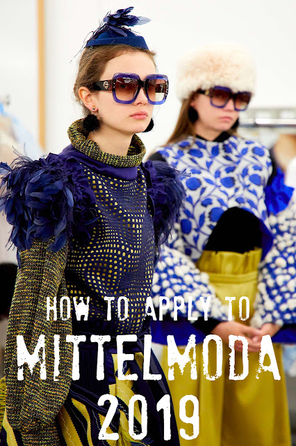 How to apply to the fashion competition International Lab of MITTELMODA 2019