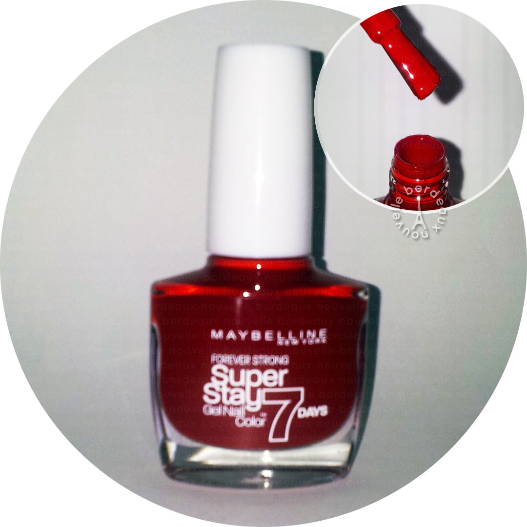 Base Coat & Top Coat | Mega Review - Bordeaux Nouvelle