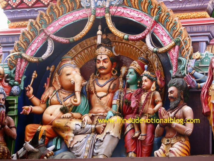 Kala bhairava stotram lyrics