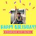 Happy 5th Birthday Muhammad  Arif Haikal