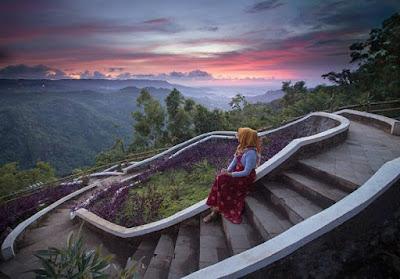 Wisata ke Kebun Buah Mangunan (sunrise)