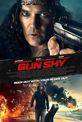 Gun Shy [2017] [NTSC/DVDR] Ingles, Español Latino