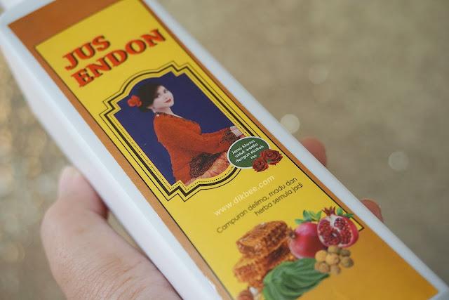 Jus Endon : Jamu Untuk Kesihatan Dalaman Wanita