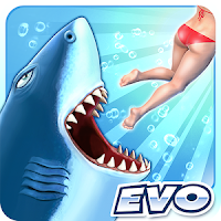 Hungry Shark Evolution 5.3.0 Mod Apk