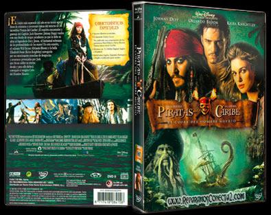 Piratas del Caribe 2: El cofre del hombre muerto [2006] español de España megaupload 1 links, 'cine clasico'