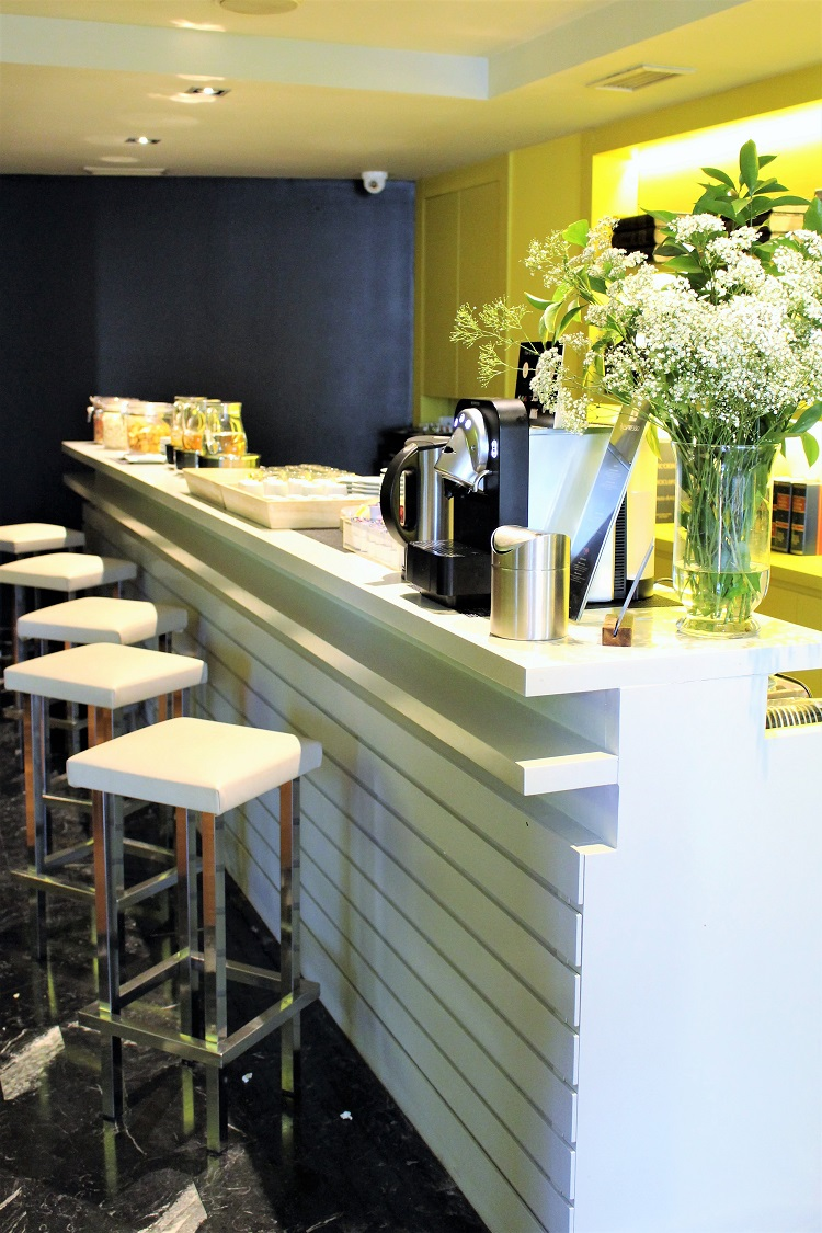 Hotel Miró in Bilbao, Spain - Design Hotels review - travel blog