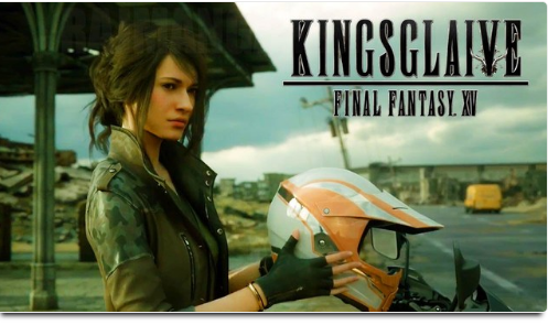 Download Kingsglaive: Final Fantasy XV [ Subtitle Indonesia ]