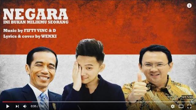 Sindir Provokator dan Rasisme, Video Lagu Pemuda Tionghoa Ini Viral : Detikberita.co Terupdate Hari Ini