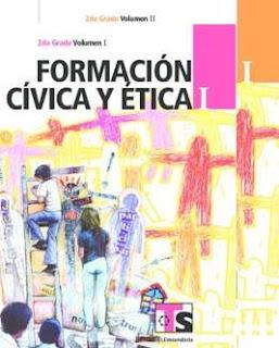 Formación Cívica y Ética I Volumen 1 y Volumen 2 Segundo grado Libro para el alumno Telesecundaria Ciclo Escolar 2015-2016