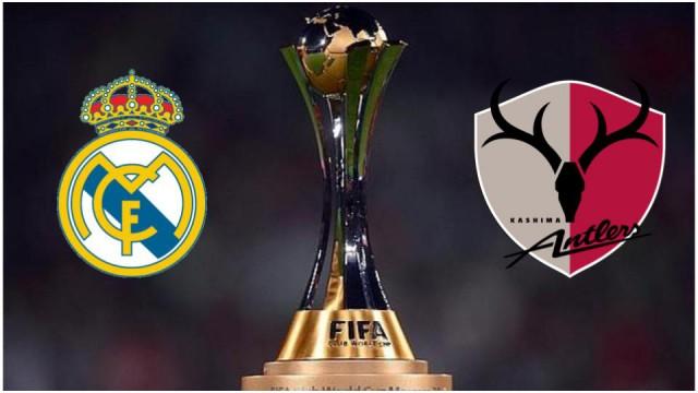 مشاهدة مباراة ريال مدريد وكاشيما انتلرز بث مباشر بتاريخ 18-12-2016 - نهائي كأس العالم للأندية