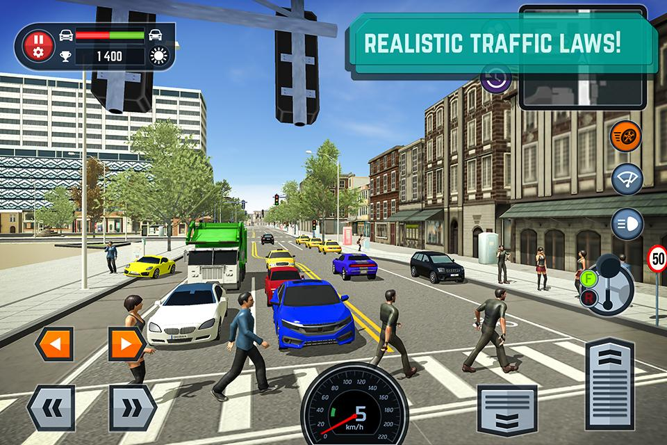 Car Driving School Simulator MOD APK