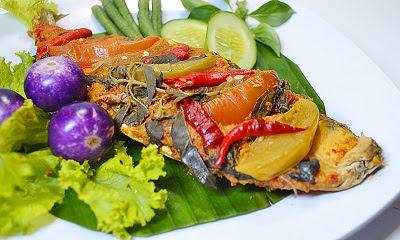 Resep Pepes Ikan Bandeng Presto