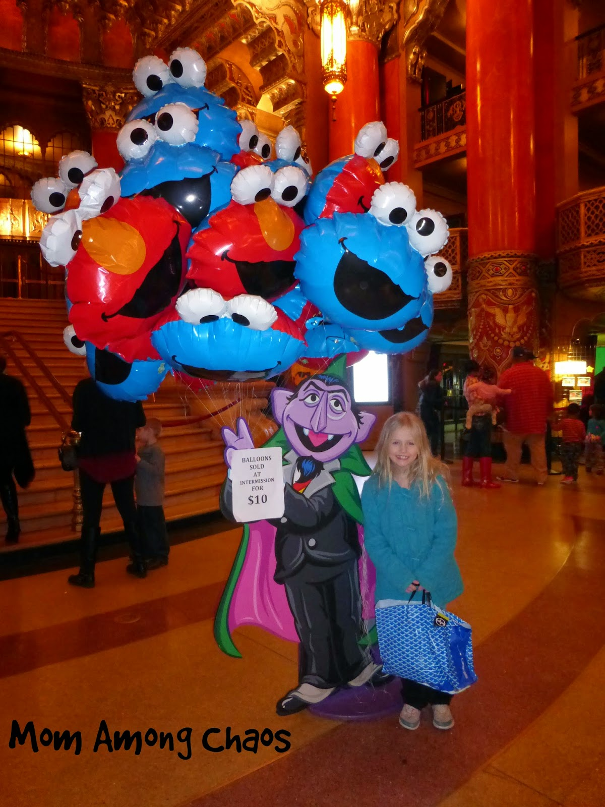 Mom among chaos sesame street live review sesame street live 2015 click on the photos to view larger m4hsunfo
