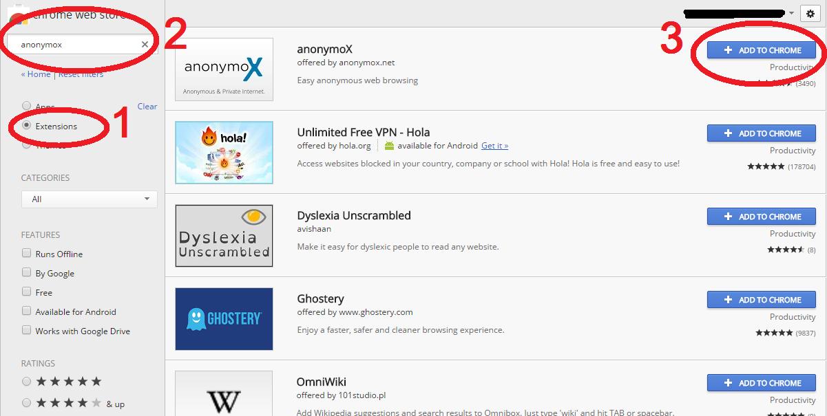 Cara Paling Mudah Membuka Situs Yang Di Blokir Internet