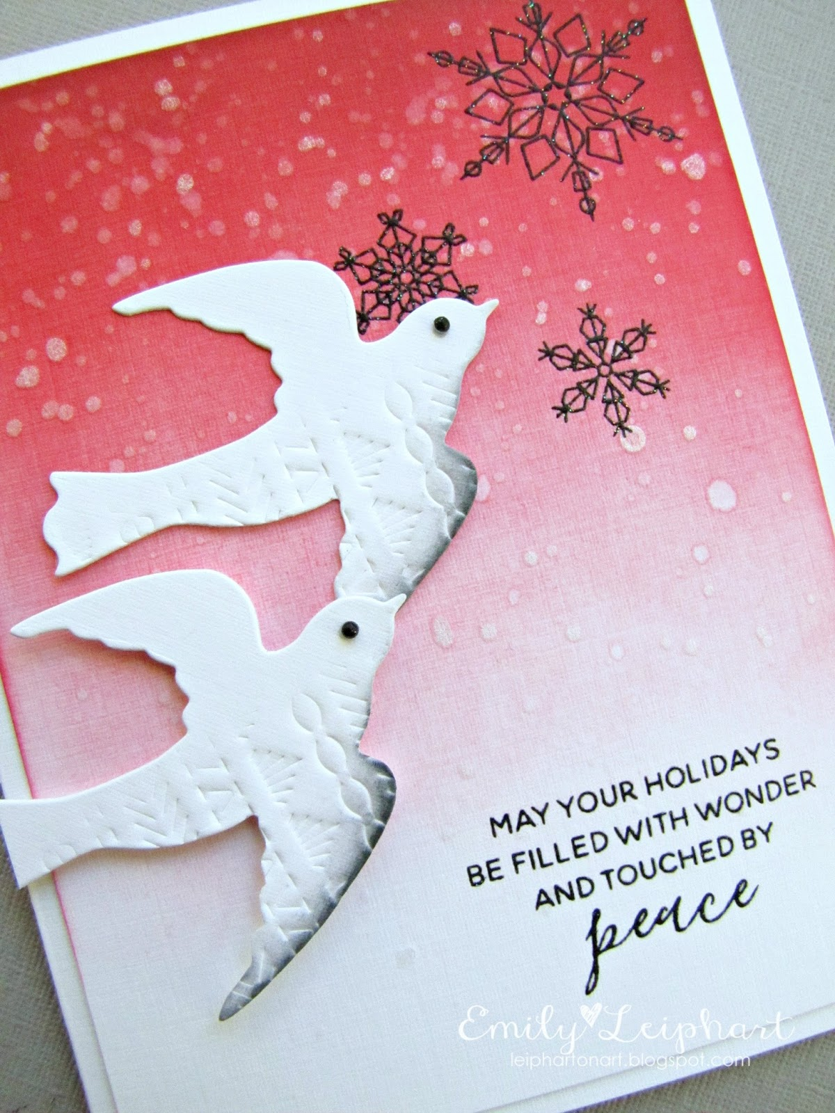 Sparkle Christmas Cards
