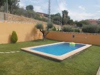 chalet en venta ctra alcora castellon piscina2