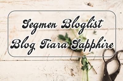 Segmen Bloglist Blog Tiara Sapphire