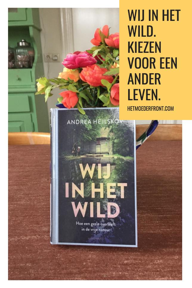 Wij in het wild: boek review