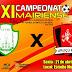Acontecerão jogos sexta, sábado e domingo, pelo Campeonato Mairiense 2017