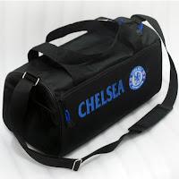 Jual Tas Travel Bag Travelling Klub Bola Chelsea