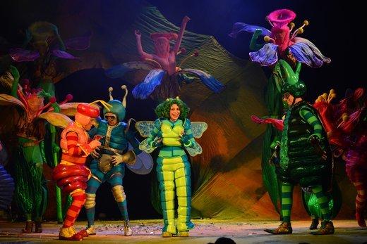 """תיאטרון מוסקבה מגיע לישראל עם המופע """"ליצנים מופלאים"""" בסוכות 2017"""