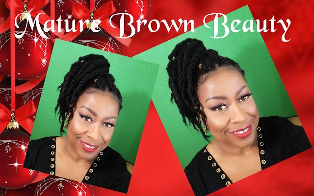 Mature Brown Beauty