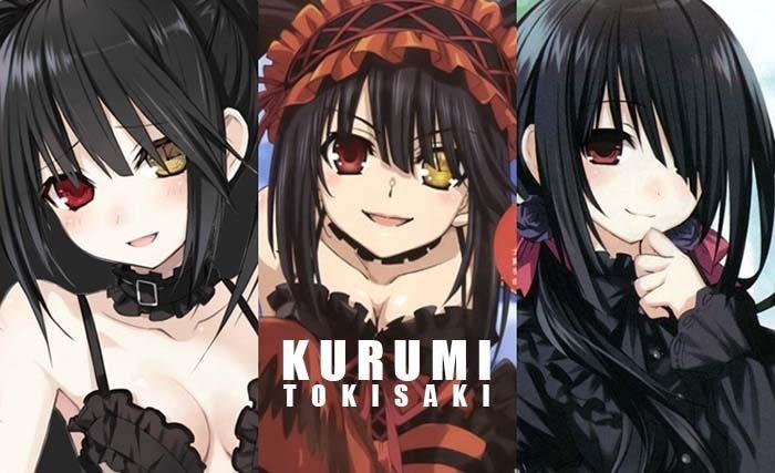 Karakter Tercantik Berambut Hitam Dalam Anime Date A Live Sering Tampil Sebagai Gadis Ber Twintail Dan Sesekali Tampi Dengan Rambut Lurus Selain Cantik